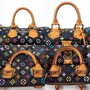 Louis Vuitton Bags - ⚜️SOLD! ⚜️ Louis Vuitton Speedy 30 Multicolor